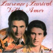 Cd / Lourenço E Lourival (1967) Velho Amor