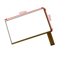 Táctil Digitizer Touch Screen Tablet Titan 7007 Beneve M75