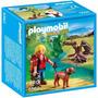 Playmobil 5562 Wild Life Explorador Con Perro - Mundo Manias
