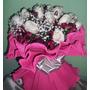 Ramo De 15 Rosas Importadas Con Astromelias. Ideal 15 Años