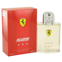 Ferrary Scuderia Red 125ml