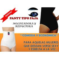 Panty Tipo Faja Moldeadora **increibles Precios**