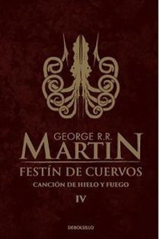 Libro Juego De Tronos 4 Cancion De Hielo Y Fuego / Diverti ...