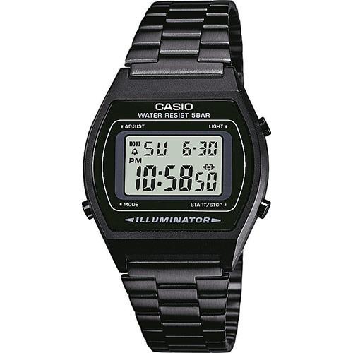 Relógio Casio Vintage Preto- B640wb-1adf - R  285,00 em Mercado Livre d2ec29ecd6