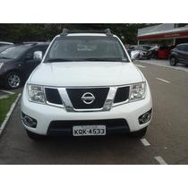 Nissan Frontier 2.5 Sl 10 Anos 4x4 Cd Turbo Eletronic Diesel