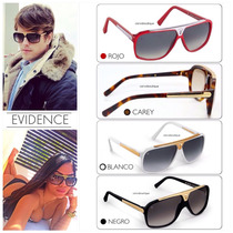 Lentes Louis Vuitton Evidence Disponible Entrega Inmediata