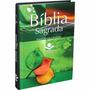 Kit 5 Biblia Sagrada Almeida Revista E Atualizada Capa Dura