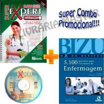 Super Expert De Enfermagem + Bizu De Enfermagem 5100 Quest.