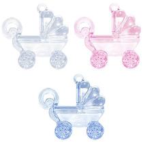 50 Chaveiros Lembrancinhas Maternidade Chá Bb Bebê Carrinho