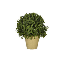 Buxus Artificial 15 Cm Arvores Artificiais Vasos