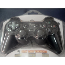 Control Gamepad Usb Para Pc Playstation Ps2 Ps3 Dual Shock