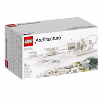 Lego Architecture Studio 21050 Playset Con 1210 Piezas