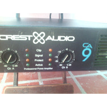 Amplificador Crest Audio Ca9