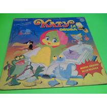 Disco Lp Katy La Oruga El Cuento Y Las Canciones