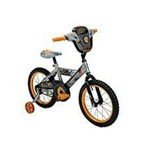 Bicicleta Huffy Niño Star Wars Con Sonido Rodada 16 E Gratis