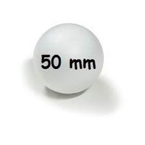 Bola De Isopor 50 Mm ( Maciça ) 50 Un