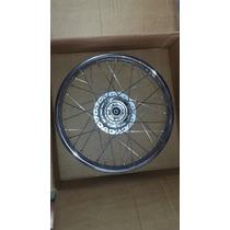 Roda Dianteira Bros 125-150 Freio A Tambor Nova Original