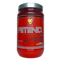 Amino X Bsn 435 G (30 Srvs) Sabor Ponche De Frutas