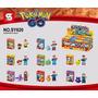 Set Pokemon Go Y Pokebolas Compatible Con Lego