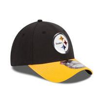 Gorra Nfl Pittsburgh Steelers Acereros New Era Envío Gratis