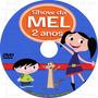 10 Kits Dvd + Revistas + Giz Personalizados Show Da Luna