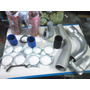Kit Intercooler Mb1418/1618/1621 Colmeia Brasada Completo