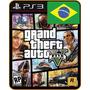 Gta 5 - Grand Theft Auto V Código Psn Receba Hoje