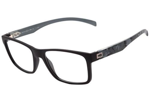 Hb Polytech M 93108 - Óculos De Grau Matte Black Camouflaged - R  280,00 em  Mercado Livre 5c5b31a877