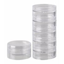 20 Potes Cristal Acrilico 4 Gr - Torre - P/ Make Glitter
