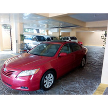 Toyota Camry Xle Sunroof, 2008, 4 Puertas