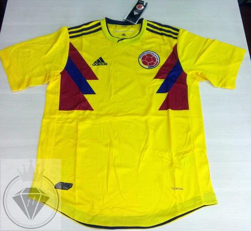11c0641b11 Camisa Colômbia 2018 -19 Copa Do Mundo Original Torcedor - R  154
