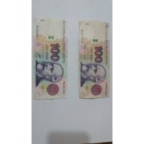 Primer Billete De $100 Convertible - Serie B O C