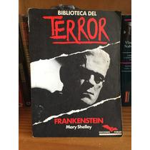 Frankenstein Mary Shelley Biblioteca Del Terror. Numero 2