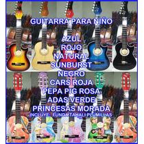 Guitarra Para Niño De Paracho