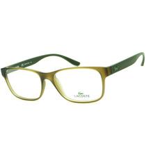 Armação Para Óculos De Grau Lacoste L3804b Original