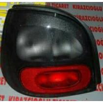 Lanterna Traseira Esquerda Renault Scenic Até 2001 Fumê