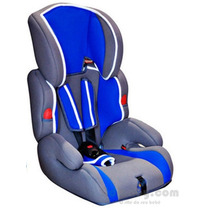 Cadeira P/auto Baby Style 9 A 36 Kg Azul/cinza