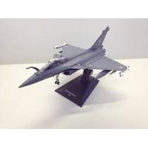 Avião A Jato De Combate Dassault Rafale França Altaya Caça