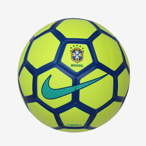Bola De Futsal Nike Cbf Menor X - 100% Original - Salão - R  129 1d4eaabdf7c80