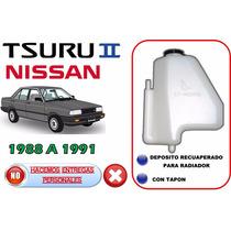 88-91 Nissan Tsuru Ii Deposito Para Anticongelante Con Tapon