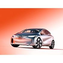 Renault Eolab Concept (2014) Del Coche Del Arte Impresión