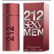 Perfume 212 Sexy Men Carolina Herrera Caballeros, Hombre