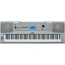 Teclado Musical Arranjador Yamaha Dgx-230 76 Teclas C/ Fonte