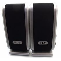 Caixa De Som Slim Fly-ace-2030 Cinza 680w Dvd Mp3 Mp4 A2840