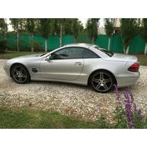 Mercedes Benz Clase Sl 2002