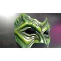 Mascara De Planta Reptiliano Para Carnaval Fiestas