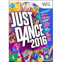 Jogo Just Dance 2016 Wii