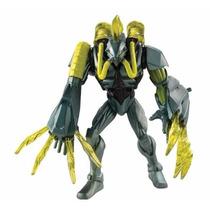 Muñeco Spider Claw Toxzon De Max Steel