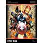 Civil War Imprescindibles Marvel Deluxe Libro - Mark Millar