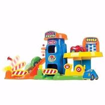 Baby Posto - Big Star- Mini Posto Infantil Brinquedos P/bebe